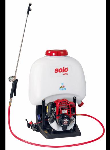 Motorový 4T postřikovač SOLO 433-H