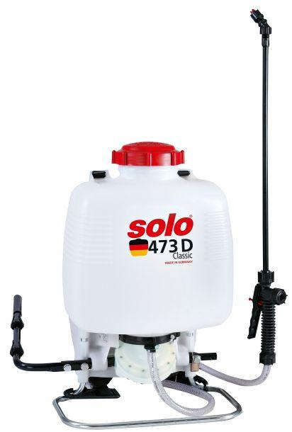 SOLO 473D membránový zádový postřikovač