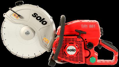 Rozbrušovací pila SOLO 881 iLube®