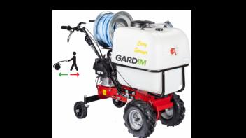 Pojízdný vysokotlaký postřikovač s vlastním pohonem a nádrží 120lt - Gardim Sprayer