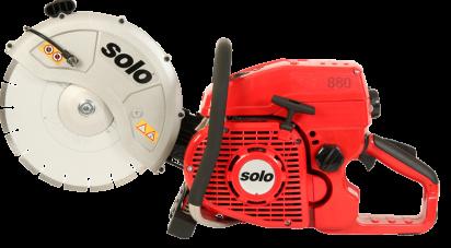 Rozbrušovací pila SOLO 880