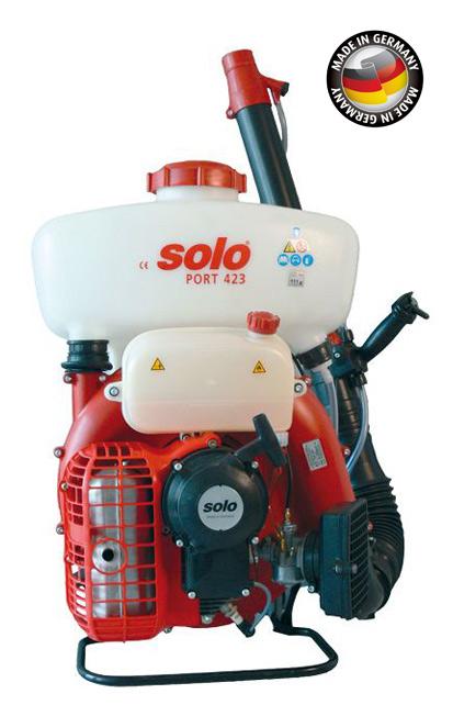 Zádový rosič Solo 423