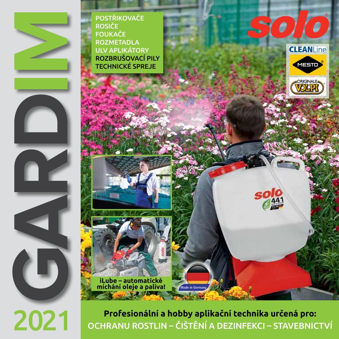 Katalog GARDIM 2021