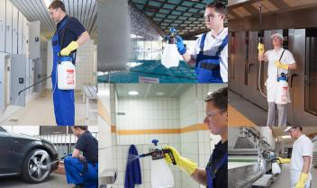 CleanLine - dezinfekce a čištění