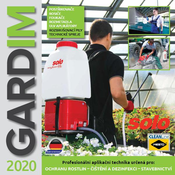 Katalog GARDIM 2020