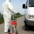 postřikovač Inox pro dezinfekce